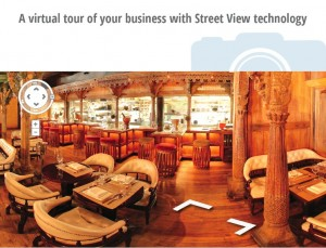 GBP your business with Street View technology directly in Google